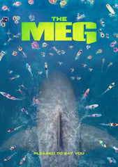 The Meg [VUDU - HD or iTunes - HD via MA]