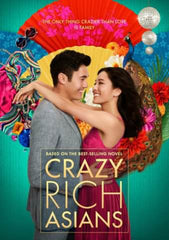 Crazy Rich Asians [VUDU - HD or iTunes - HD via MA]