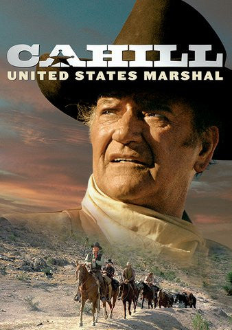 Cahill: United States Marshal [Ultraviolet - SD]