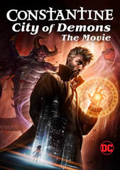 Constantine: City of Demons [VUDU - HD or iTunes - HD via MA]