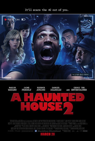 A Haunted House 2 [iTunes - HD]