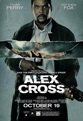 Alex Cross [iTunes - HD]