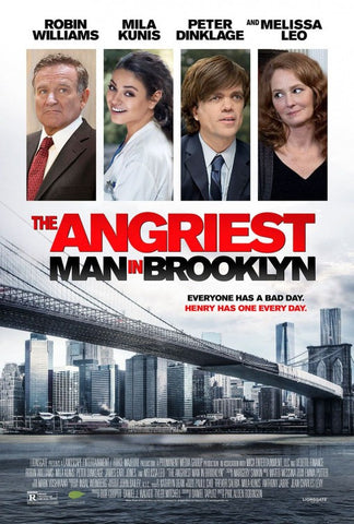 The Angriest Man in Brooklyn [Ultraviolet - SD]