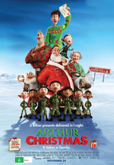 Arthur Christmas [Ultraviolet - HD]
