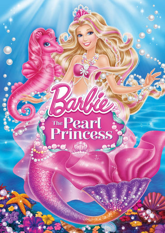 Barbie: The Pearl Princess [iTunes - HD]
