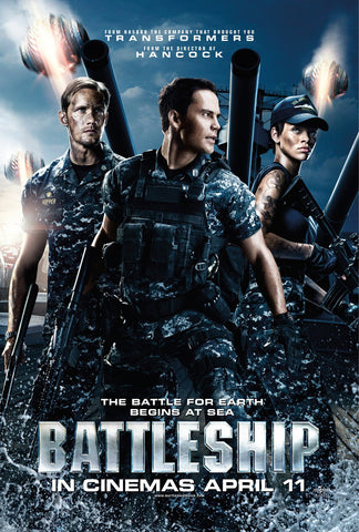 Battleship [iTunes - HD]
