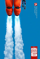 Big Hero 6 [VUDU, iTunes, OR Disney - HD]