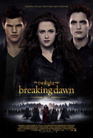 The Twilight Saga: Breaking Dawn - Part 2 [VUDU - HD]