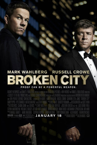 Broken City [Ultraviolet - HD]