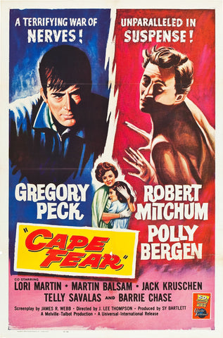Cape Fear - 1962 [iTunes - HD]