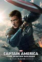 Captain America: The Winter Soldier [VUDU, iTunes, OR Disney - HD]