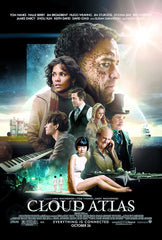 Cloud Atlas [VUDU - HD or iTunes - HD via MA]