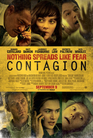 Contagion [VUDU - HD or iTunes - HD via MA]