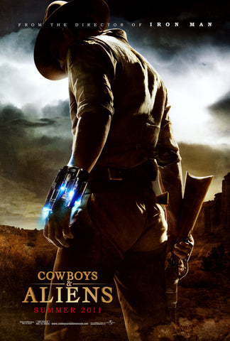 Cowboys & Aliens [Ultraviolet - HD]