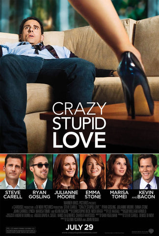 Crazy, Stupid, Love [Ultraviolet - HD]