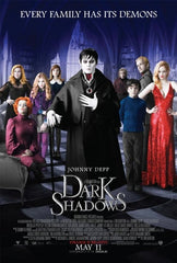 Dark Shadows [VUDU - HD or iTunes - HD via MA]