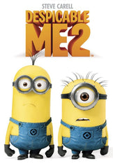 Despicable Me 2 [iTunes - HD]