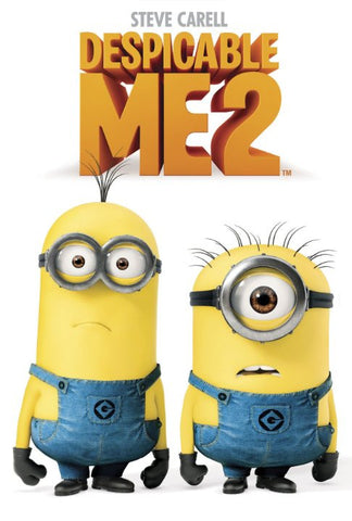 Despicable Me 2 [Ultraviolet - HD]