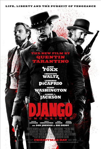 Django Unchained [iTunes - HD]