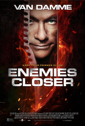 Enemies Closer [Ultraviolet - HD]