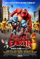Escape From Planet Earth [Ultraviolet - HD]