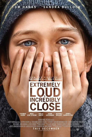 Extremely Loud & Incredibly Close [VUDU - HD or iTunes - HD via MA]