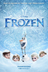 Frozen [VUDU, iTunes, OR Disney - HD]