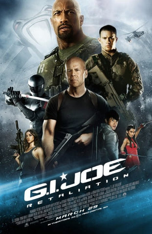 G.I. Joe: Retaliation [iTunes - HD]