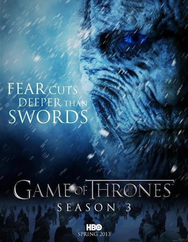 Game of Thrones - Season 3 [VUDU - HD]