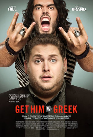 Get Him to the Greek [iTunes - HD]
