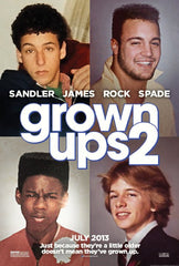 Grown Ups 2 [VUDU - SD or iTunes - SD via MA]