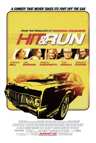 Hit & Run [Ultraviolet - HD]