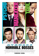Horrible Bosses [VUDU - HD or iTunes - HD via MA]