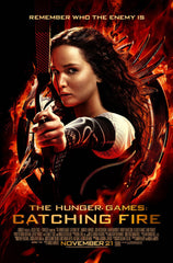 The Hunger Games: Catching Fire [iTunes - HD]