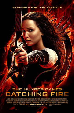 The Hunger Games: Catching Fire [VUDU - HD]