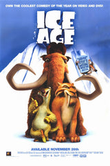 Ice Age [Ultraviolet OR iTunes - HDX]