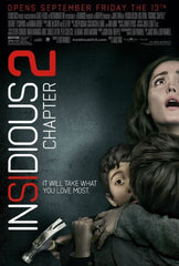 Insidious: Chapter 2 [VUDU - HD or iTunes - HD via MA]