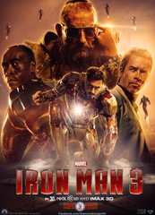 Iron Man 3 [VUDU, iTunes, Movies Anywhere - HD]