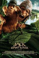 Jack the Giant Slayer [VUDU - HD or iTunes - HD via MA]