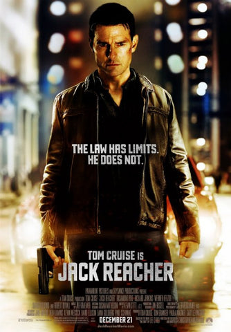 Jack Reacher [iTunes - HD]