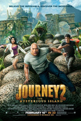 Journey 2: The Mysterious Island [VUDU - HD or iTunes - HD via MA]