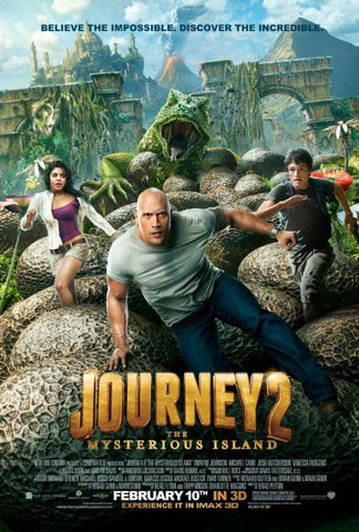 Journey 2: The Mysterious Island [Ultraviolet - SD]