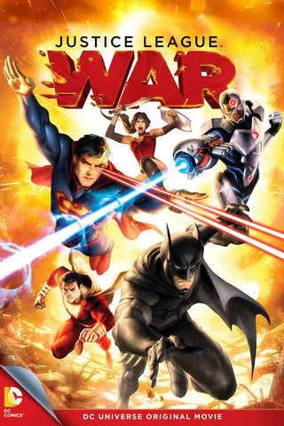 Justice League: War [Ultraviolet - HD]