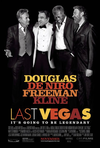 Last Vegas [VUDU - HD or iTunes - HD via MA]