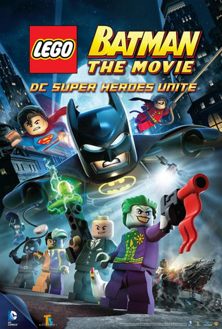 LEGO Batman: The Movie - DC Super Heroes Unite [Ultraviolet - HD]