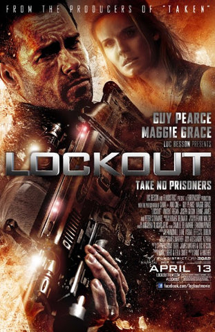 Lockout - Unrated [Ultraviolet - HD]