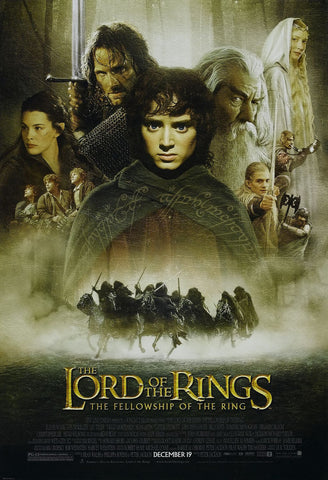 The Lord of the Rings: The Fellowship of the Ring [VUDU - HD or iTunes - HD via MA]