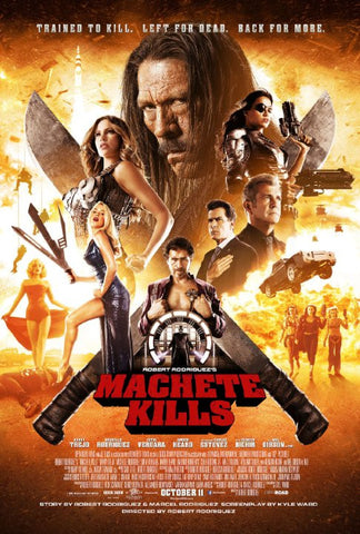 Machete Kills [iTunes - HD]