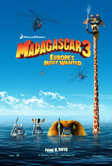 Madagascar 3: Europe's Most Wanted [iTunes - HD]
