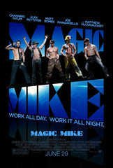 Magic Mike [VUDU - HD or iTunes - HD via MA]